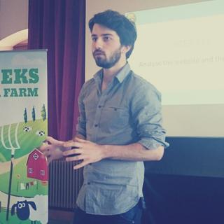 """Ici à """"Geeks on a Farm"""" pour parler de conversion avec des startups"""